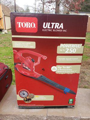 Toro leaf blower for Sale in Clinton, MD