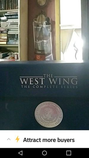 West Wing complete tv series for Sale in Tallassee, AL