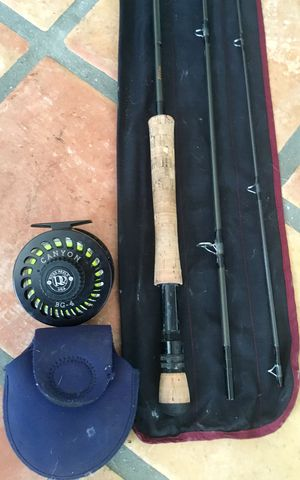 Fly Fishing Combo (professional quality) for Sale in Winter Haven, FL