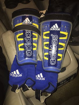 Adidas pads for Sale in San Marcos, CA