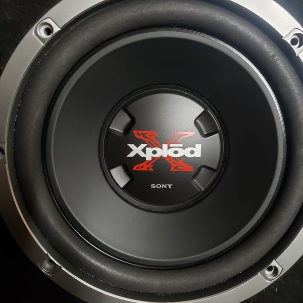 Xplod 10' 250w truck box