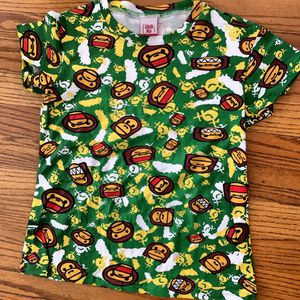 Bootleg bape kids shirts vintage for Sale in Fresno, CA