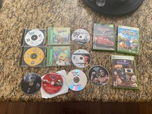 Work out DVD, Playstation, XBOX, XBOX 360 games, & Movies for Sale in Beaumont, CA