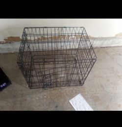 medium size dog kennel for Sale in Norman,  OK