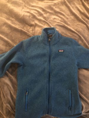 Patagonia zip up jacket for Sale in Dallas, TX