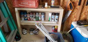 Two Metal Shelves for Sale in San Antonio, TX