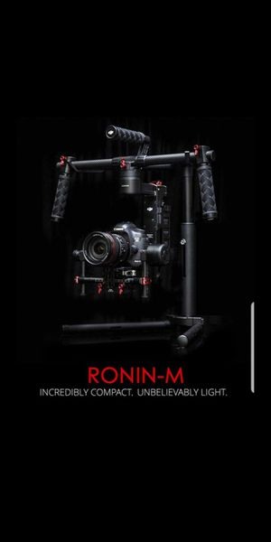 Ronin M gimbal and extra camera equipment. Any OFEERS for Sale in Los Angeles, CA