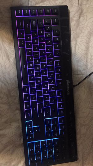 Corsair keyboard brandnew for Sale in Nashville, TN