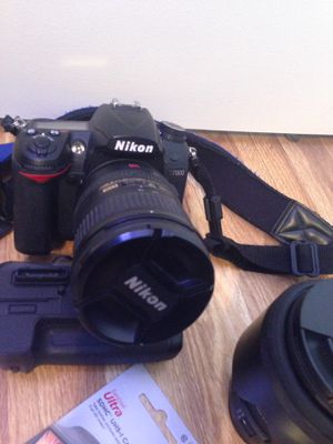 Nikon D7000 for Sale in San Diego, CA