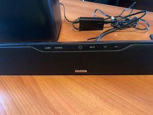 Polk audio soundbar and wireless sub for Sale in Bellevue, WA
