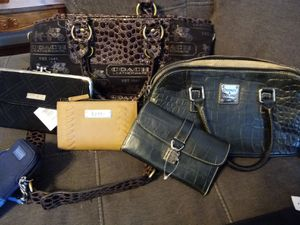 Assortment of expensive purses and wallets for Sale in Nashville, TN