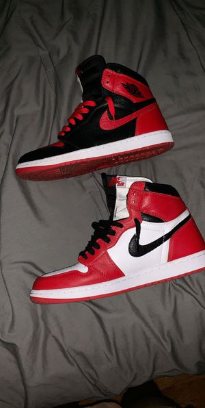"Jordan 1 ""Homage to home"". for Sale in Roanoke, VA"