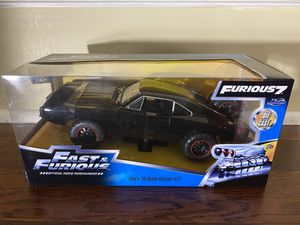 Fast and Furious 7 1969 Dodge Charger RT (UNOPENED) for Sale in McKinney, TX