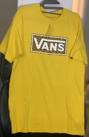 VANS T-SHIRT FINCH .MEDIUM.BRAND NEW for Sale in Arlington, TX
