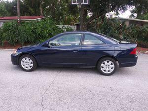 2002 honda civic for Sale in Brandon, FL