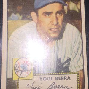 Yogi Berry Baseball Card 1953 for Sale in Los Angeles, CA