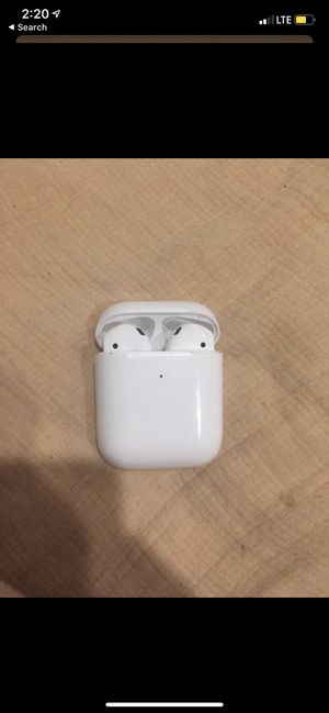Apple AirPods 2nd gen for Sale in Centreville, VA