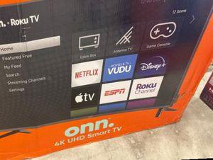 """ONN ✨58"""" TV ✨ 1000 18971 5V for Sale in Riverside, CA"""