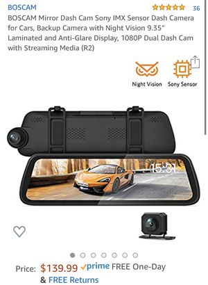 Dash cam for Sale in Bartlett, IL