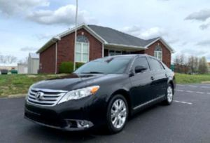 2011 Avalon Sedan 4D sedan Black for Sale in Upper Frenchville, ME