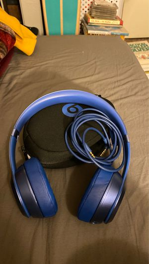 Solo Beats Headphones Wired for Sale in Moreno Valley, CA