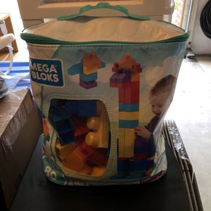 Legos Count MEGA BLOCKS There Are 60 Total for Sale in Saint Albans, WV