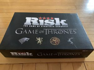 Game of Thrones RISK boardgame for Sale in Salem, MA