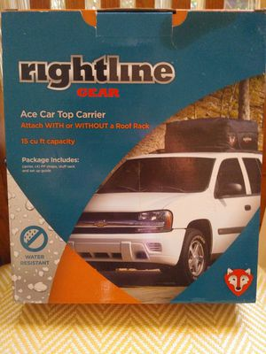 Ace Car Top Carrier for Sale in Port St. Lucie, FL