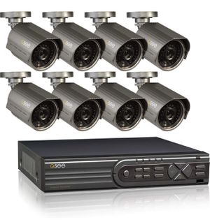 Qsee surveillance system for Sale in Maryland Heights, MO