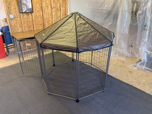 Kennel for cat or dog. Brand new and never used. Brand new is $129 on amazon. Asking $85.00 for Sale in Apollo, PA