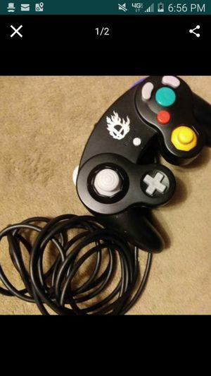 Official Nintendo super smash bros edition wii u black GameCube controller for Sale in Eugene, OR