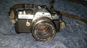 Pentax MX, Film Camera, Asahi Pentax, 35mm Vintage for Sale in Tacoma, WA