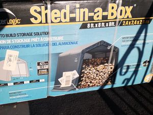 Shed in a box for Sale in East Pittsburgh, PA