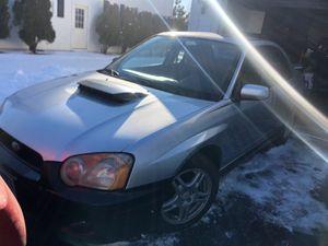 2004 Subaru wrx for Sale in Romeoville, IL