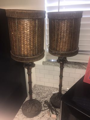 Side Lamps for Sale in Coppell, TX