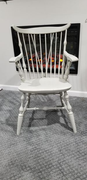 Colonial spindle back wooden chair for Sale in Canton, MI