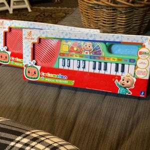 Cocomelon Musical Keyboards for Sale in Pomona, CA