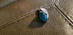 Sterling silver mens ring for Sale in Brandon, FL