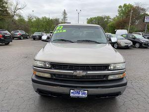 2002 Chevy Silverado 4x4 for Sale in Richmond, IL