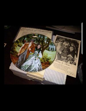 Gone with the wind plate lot for Sale in Phoenix, AZ