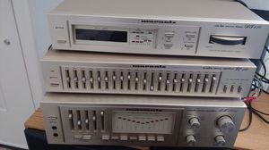 Marantz vintage pm 550dc receiver eq and stereo tuner for Sale in Goodyear, AZ