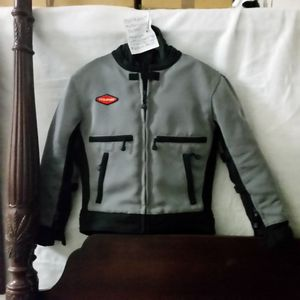 Cycleport Motorcycle Jacket size medium removable Kevlar pads for Sale in Payson, AZ