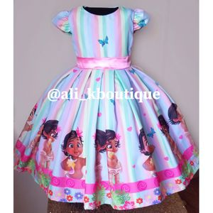 💜💙🌸 Baby Moana Party Dress🌸💙💜Size 2T-3T for Sale in Anaheim, CA