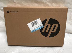"HP 14"" ChromeBook 4GB - Silver for Sale in Gardena, CA"