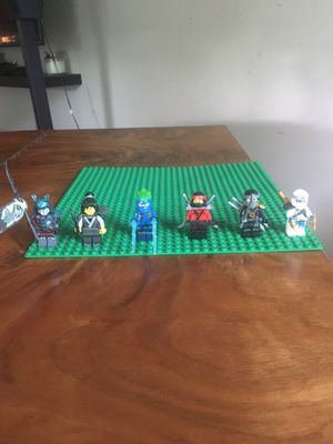 Ninjago Minifigure set for Sale in Painesville, OH