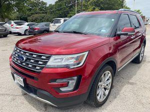2017 Ford Explorer for Sale in Arlington, TX