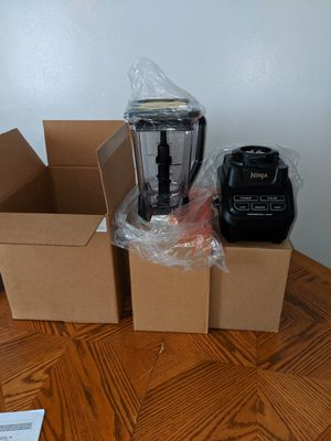 NINJA PROFESSIONAL BLENDER MODELO BL710 .1000 W for Sale in Montebello, CA