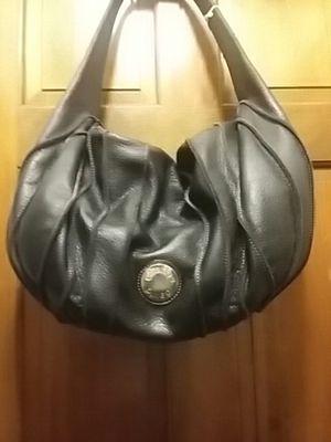*NEW* Charles David Black O.S genuine leather hobo handbag. 50$ OBO for Sale in Florissant, MO