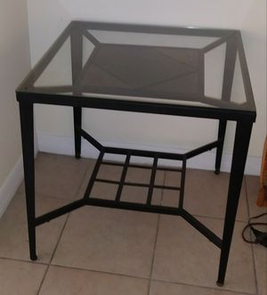 End table for Sale in Sarasota, FL