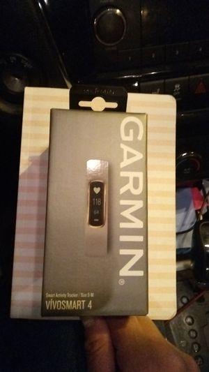 Garmin Vivosmart 4 activity tracker $55 for Sale in Bloomington, CA